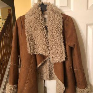 American Rag Micro suede jacket